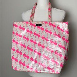 Kate Spade Flamingo Bon Shopper Baby Bag